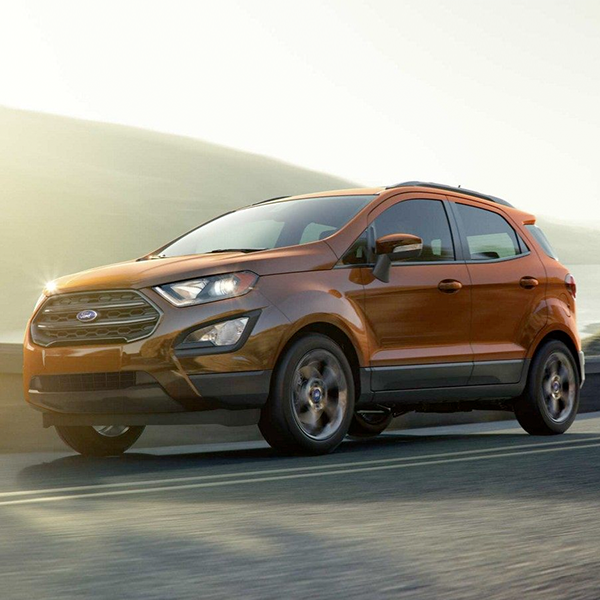 Buy a 2019 Ford EcoSport in Silverthorne, CO