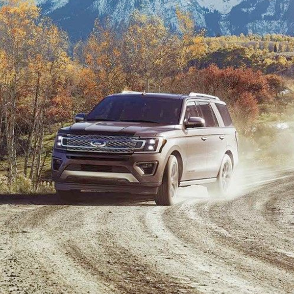New 2019 Ford Expedition Financing