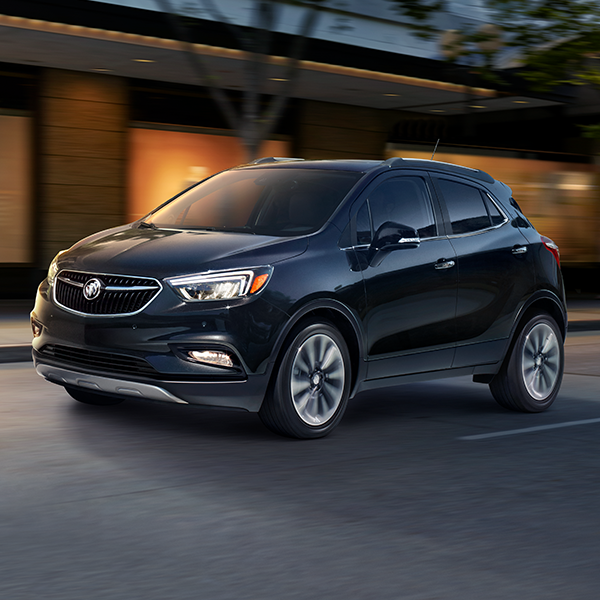 Which Buick SUV Is Right For Me?